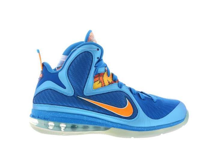 Nike LeBron 9 China (YOTD) - 469764-800