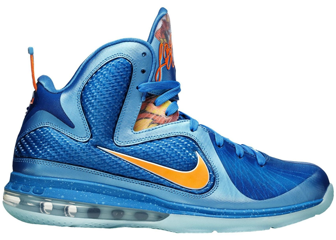 los angeles fce6a bfc5b Nike LeBron 9 Shoes - Average Sale Price