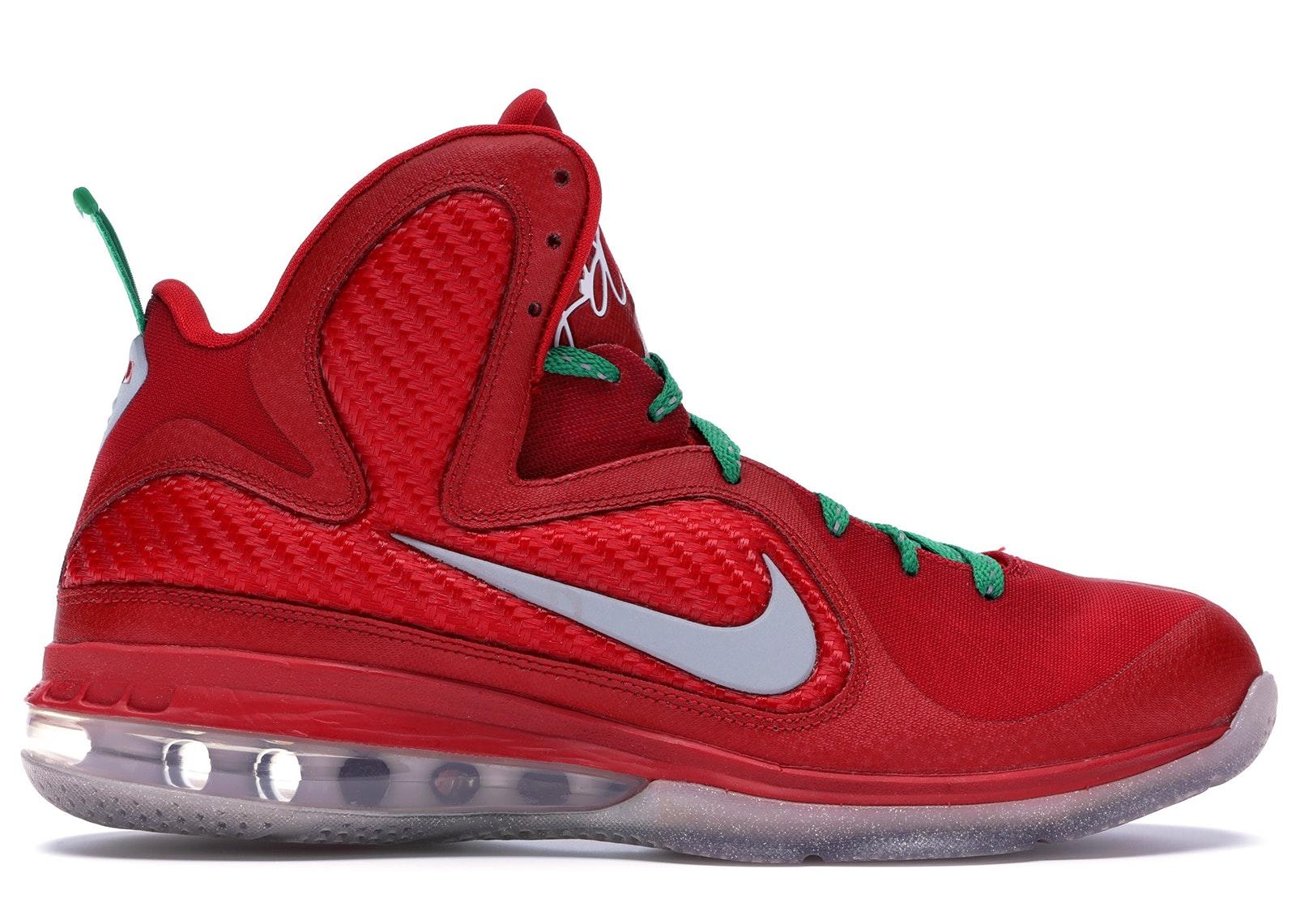 LeBron 9 Christmas
