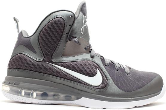 LeBron 9 Cool Grey