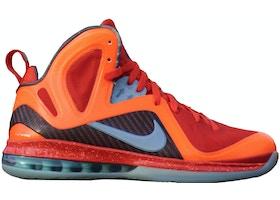 detailing 6458f 76720 Nike LeBron Shoes - Highest Bid