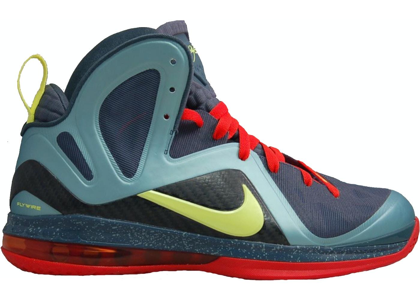 check out 4fb01 abc8e Nike LeBron 9 Shoes - Highest Bid