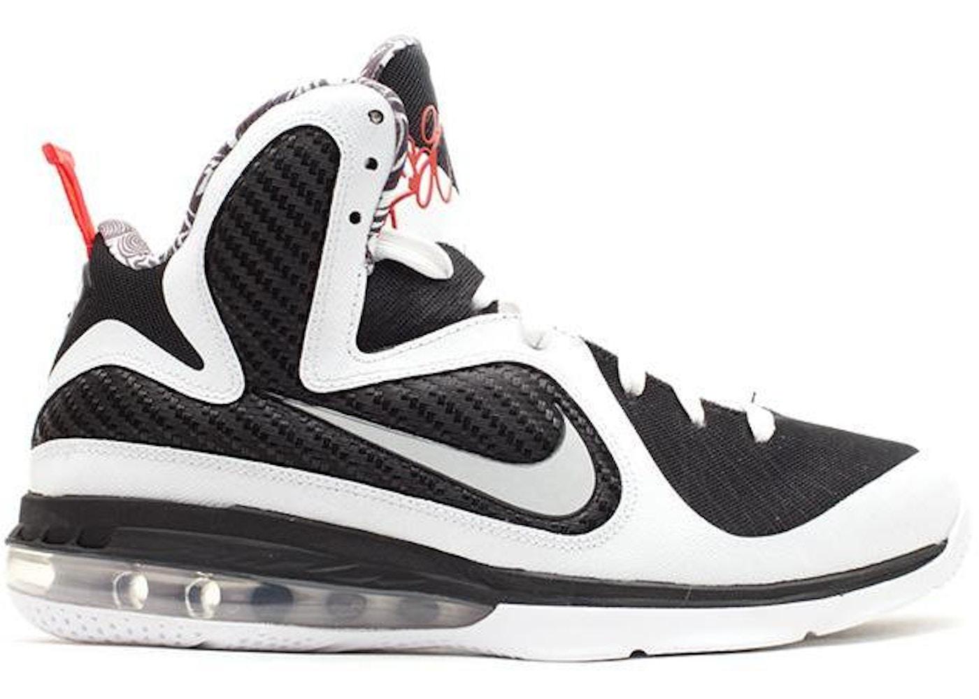 c68b5b59646 Nike LeBron 9 Shoes - Average Sale Price