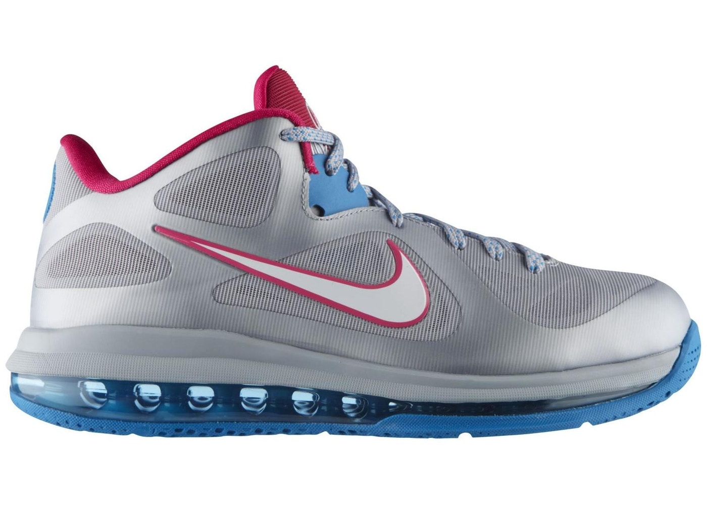 new products 36f17 ff20f LeBron 9 Low Fireberry