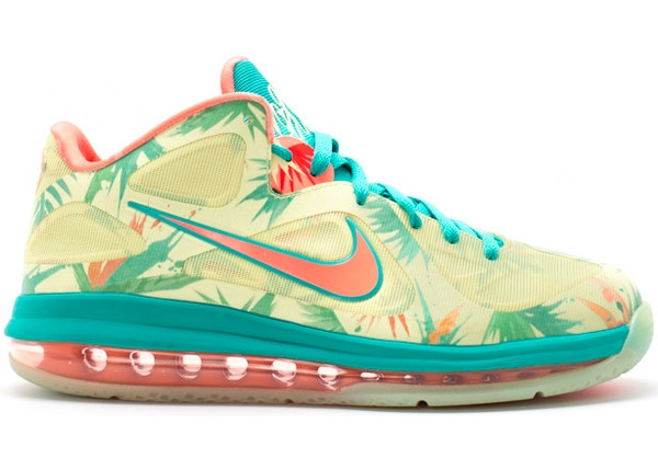 buy online 14911 b5e8f LeBron 9 Low LeBronald Palmer