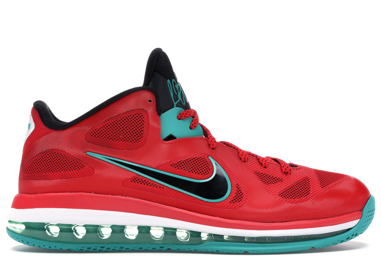 Nike LeBron 9 Low Liverpool - 510811-601