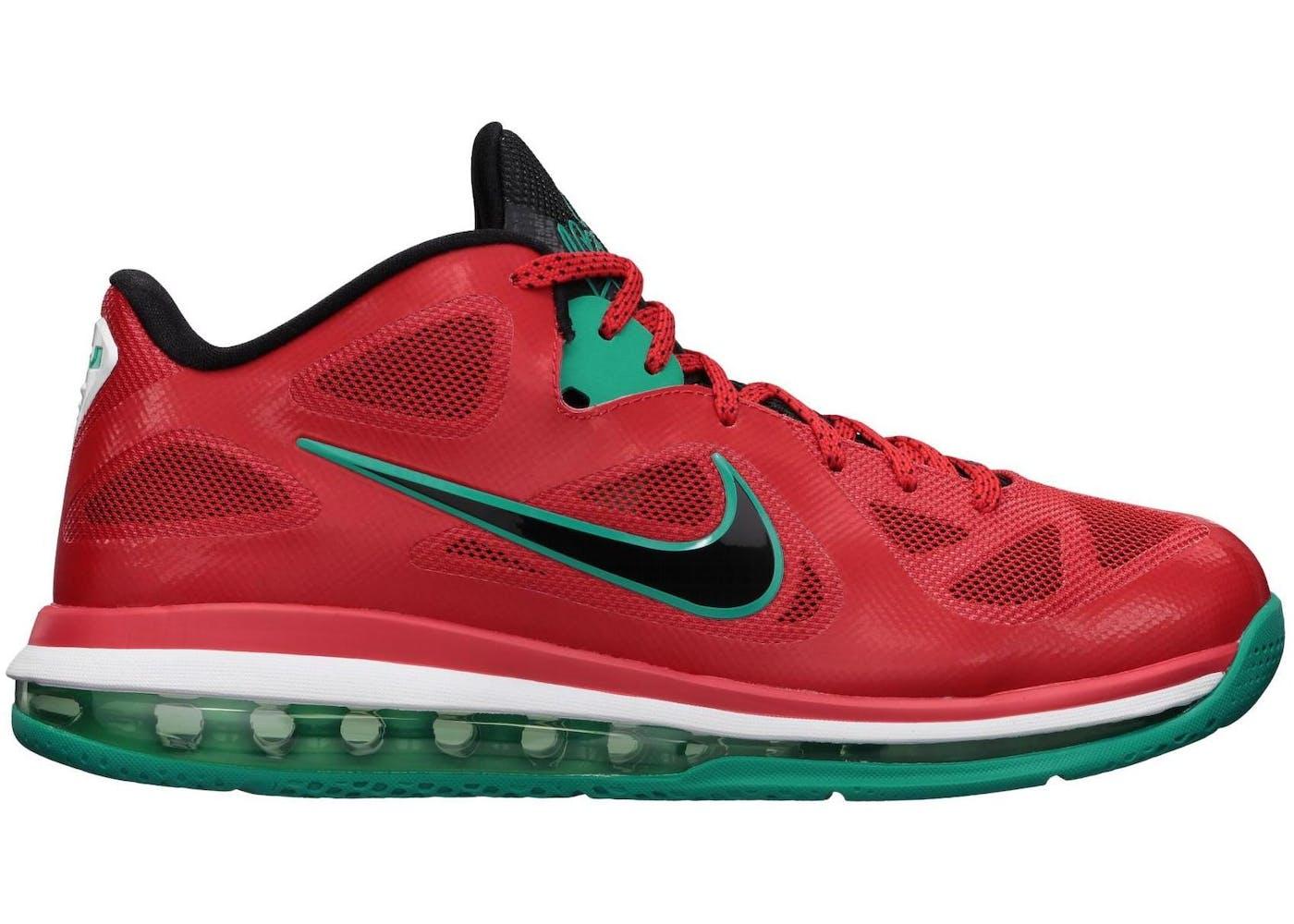 meet 04f25 2e3ed ... LeBron 9 Low Liverpool Nike ...