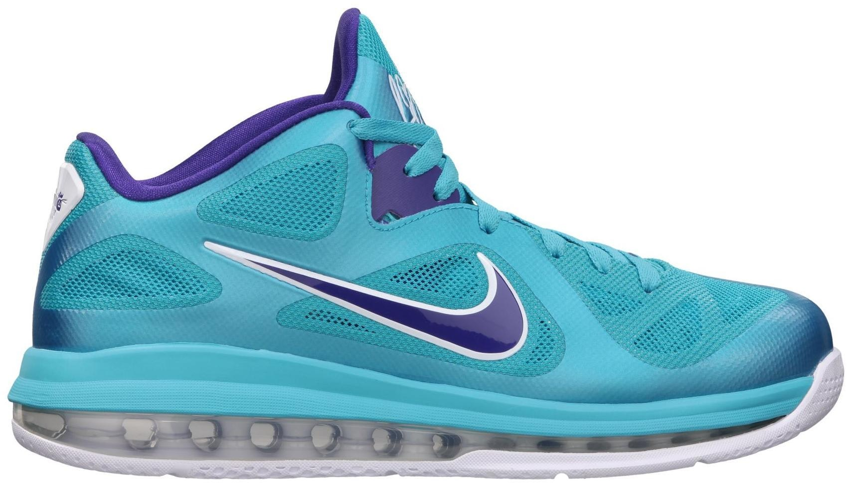 For Sale Nike Lebron 9 Low Pink Blue