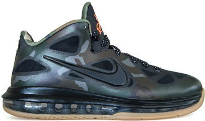 LeBron 9 Low War Vet