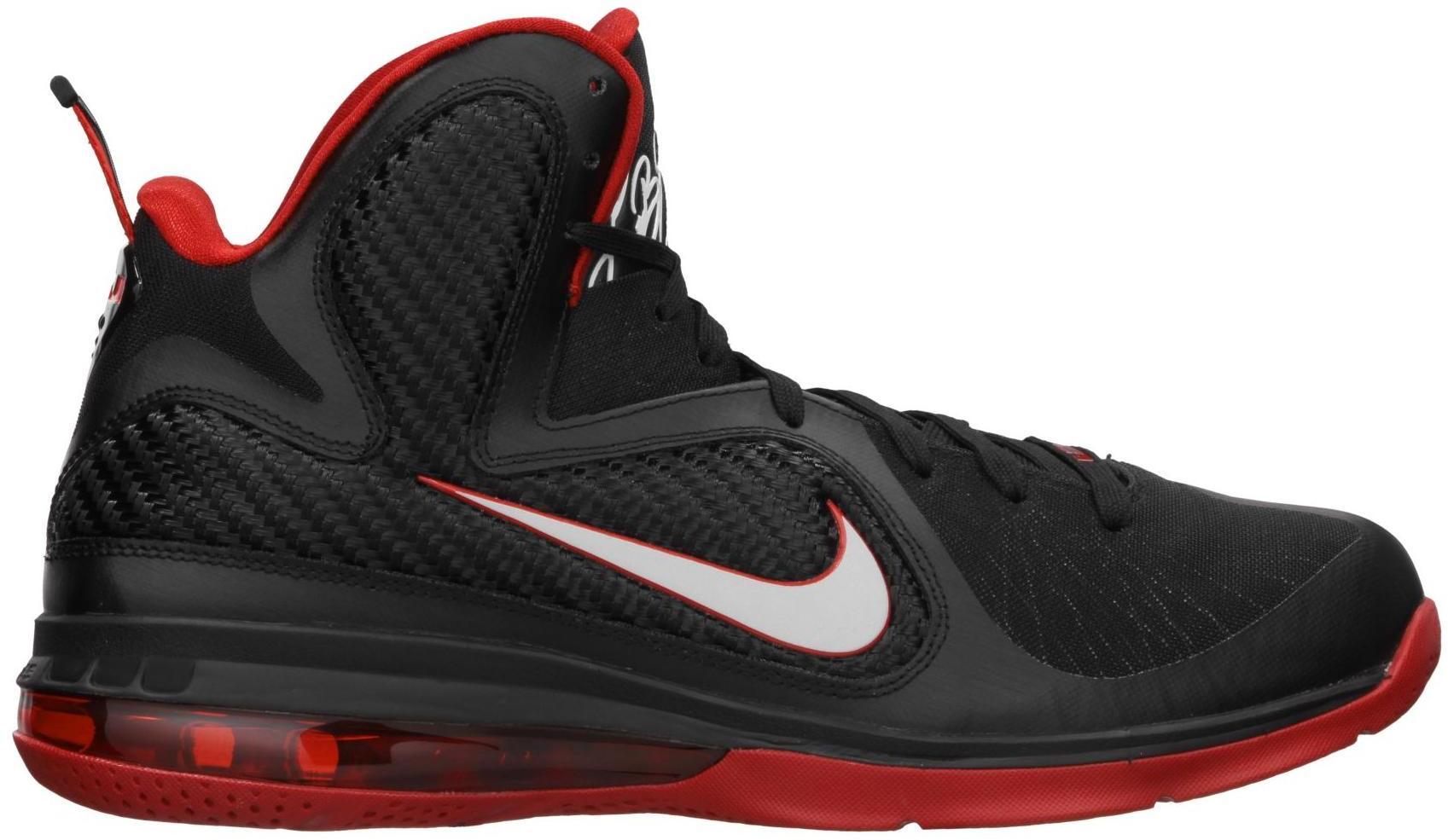 Nike LeBron 9 Miami Heat Away - 469764-003