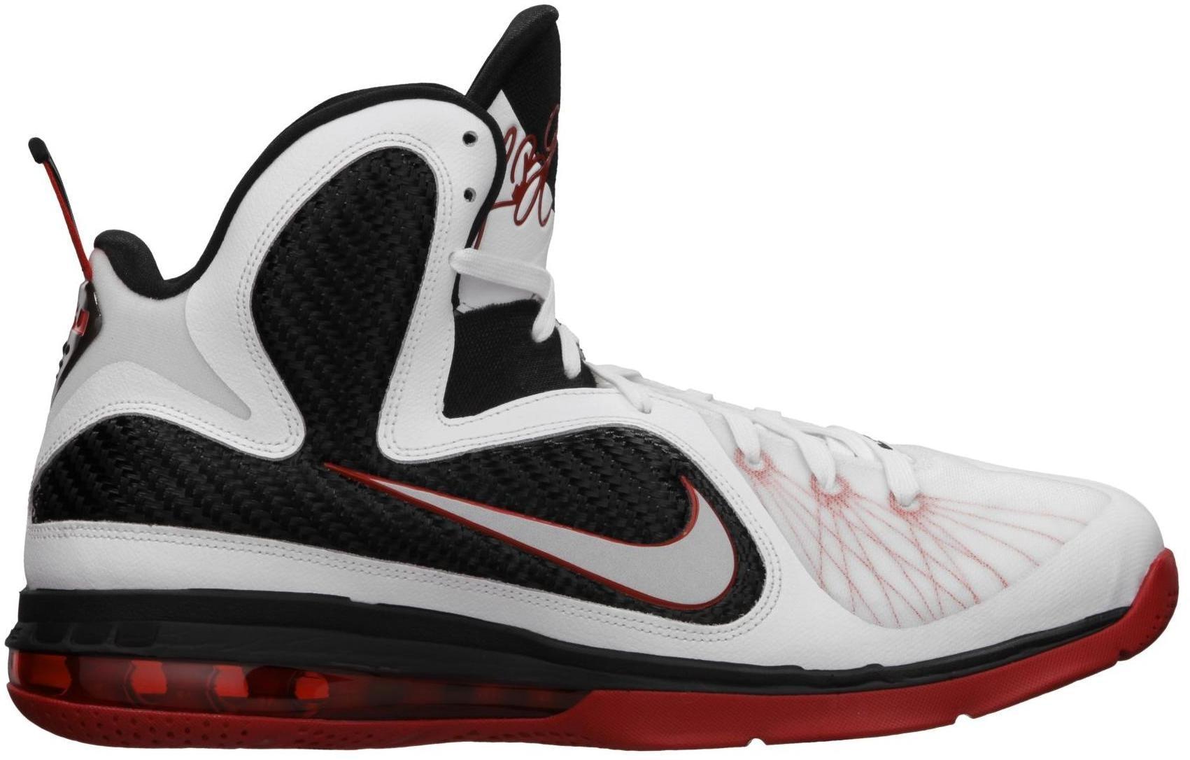 LeBron 9 Miami Heat Home