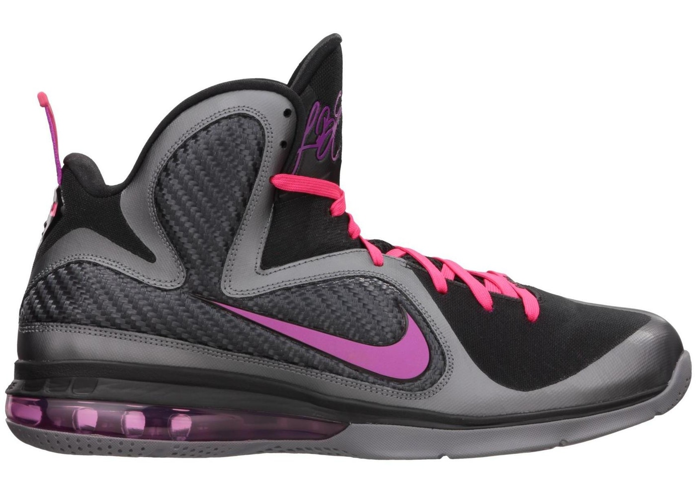 purchase cheap 6c331 8245b LeBron 9 Miami Nights - 469764-002