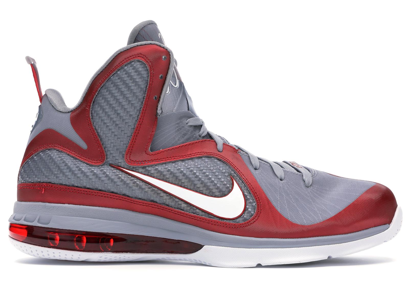 Nike LeBron 9 Ohio State - 469764-601