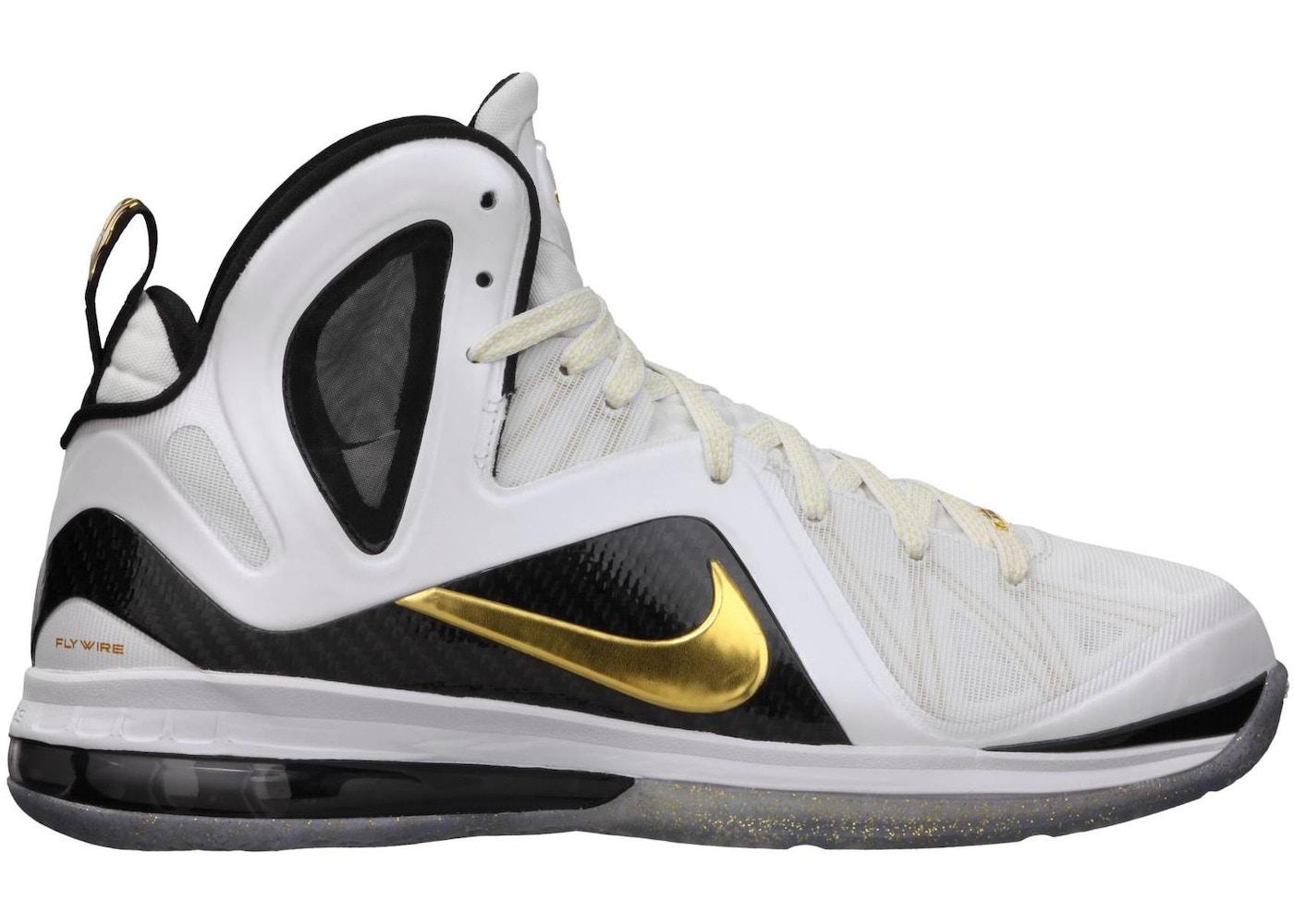 los angeles ad207 f5448 Nike LeBron 9 Shoes - Average Sale Price