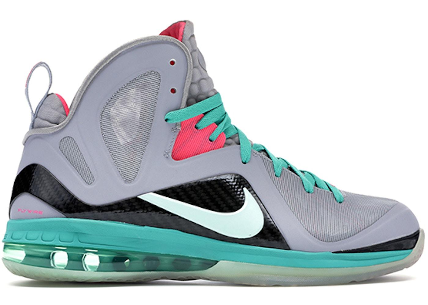 los angeles fa861 37a31 Nike LeBron 9 Shoes - Average Sale Price