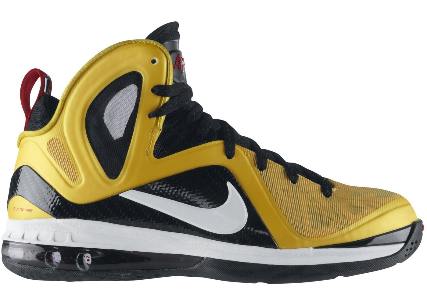 the best attitude fb8bd a512f LeBron 9 PS Elite Taxi