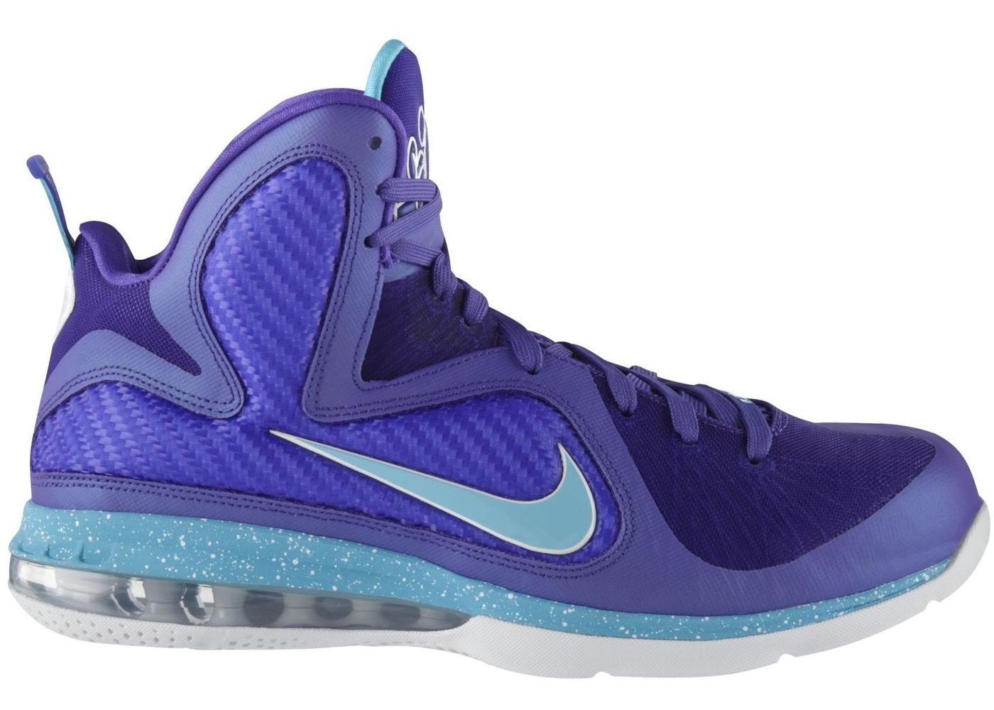 d57b90d3e253 LeBron 9 Summit Lake Hornets - 469764-500