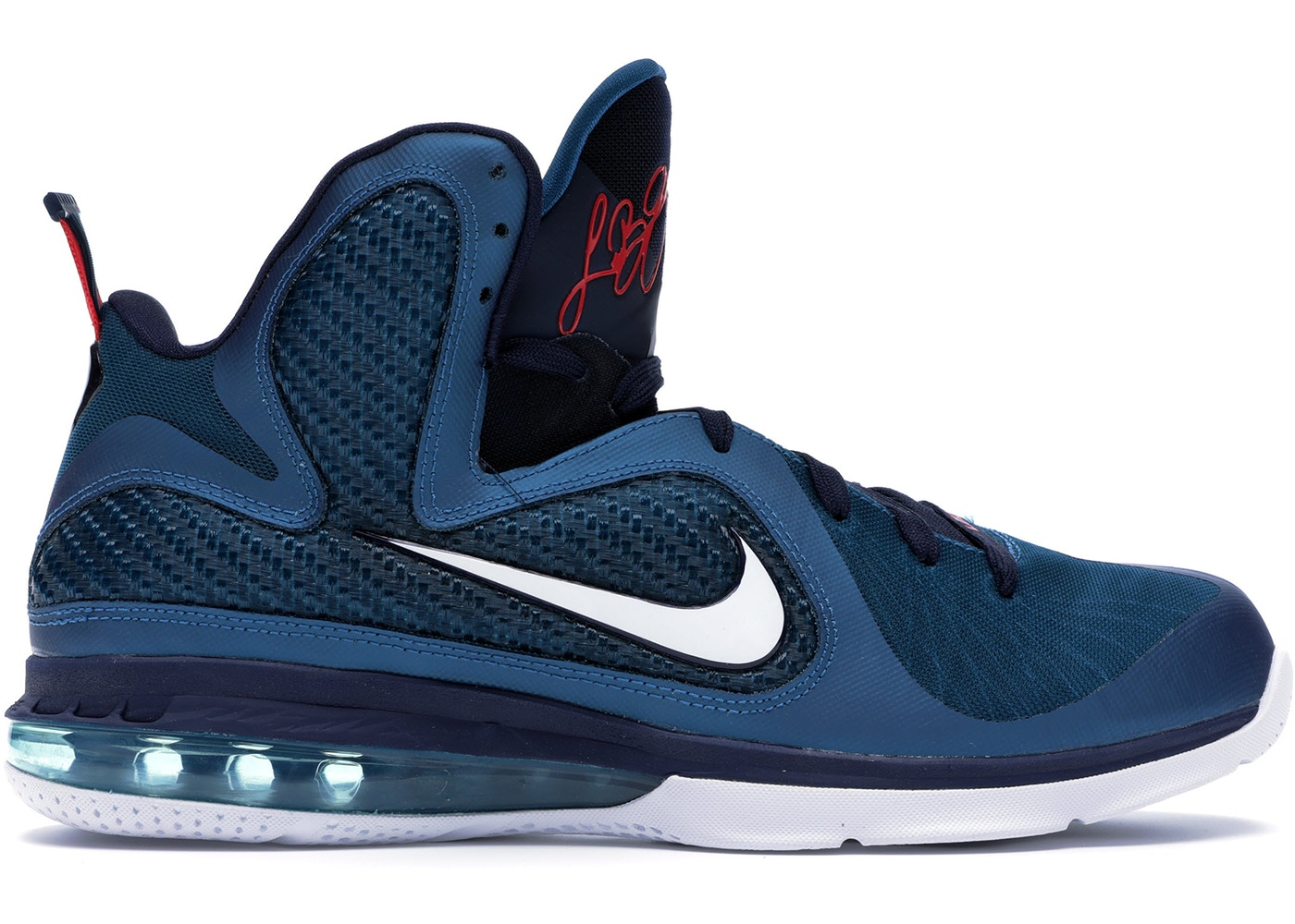 5100a9842a2 Buy Nike LeBron 9 Shoes   Deadstock Sneakers