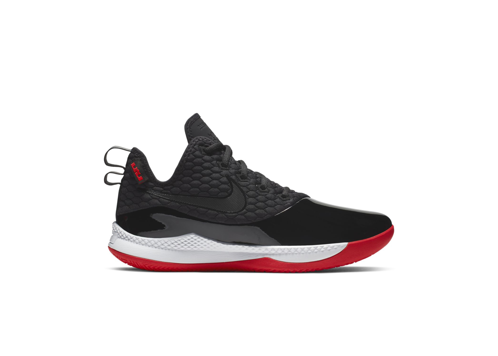 Nike Lebron Witness 3 PRM Black