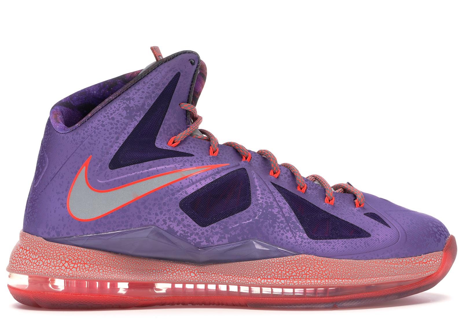 Nike LeBron X All-Star Area 72 - 583108-500