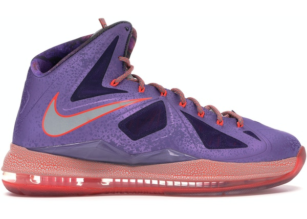 online store bd0a3 d93fd LeBron X All-Star Area 72
