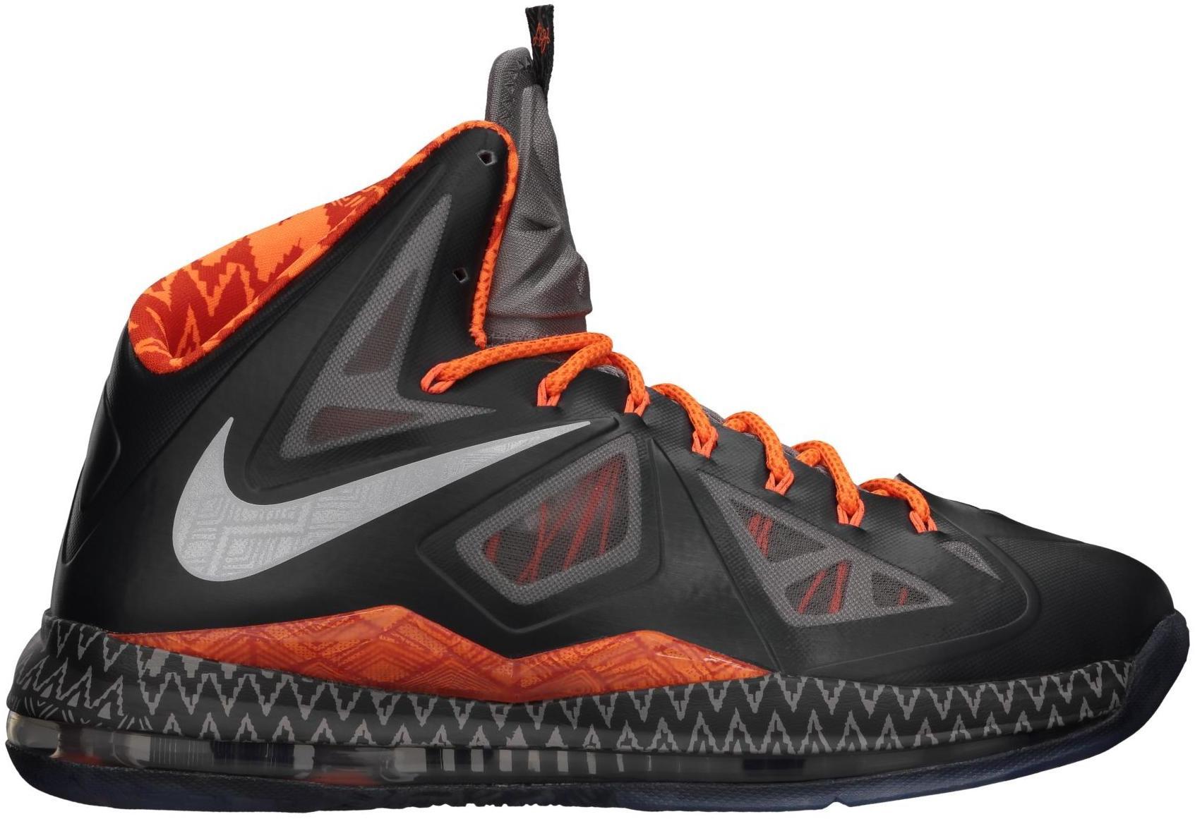 Nike LeBron X Black History Month