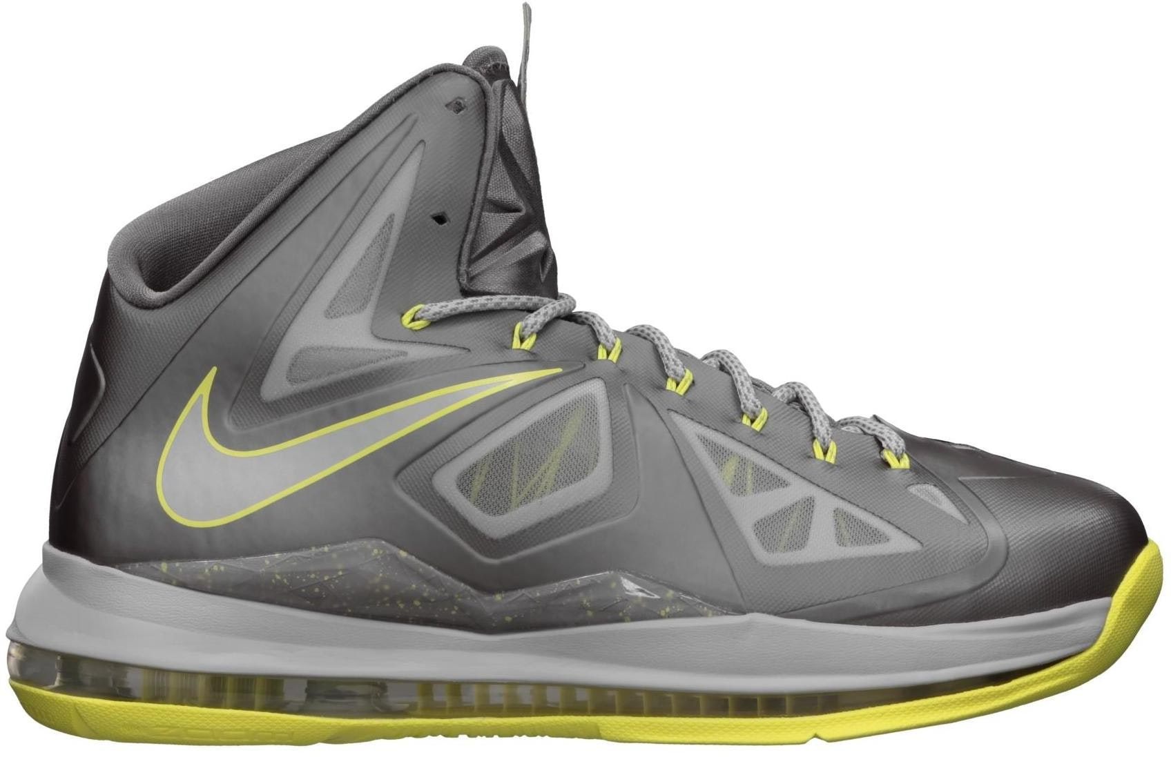 805d5ba835f4 High Quality Nike Lebron 10 Yellow Diamond