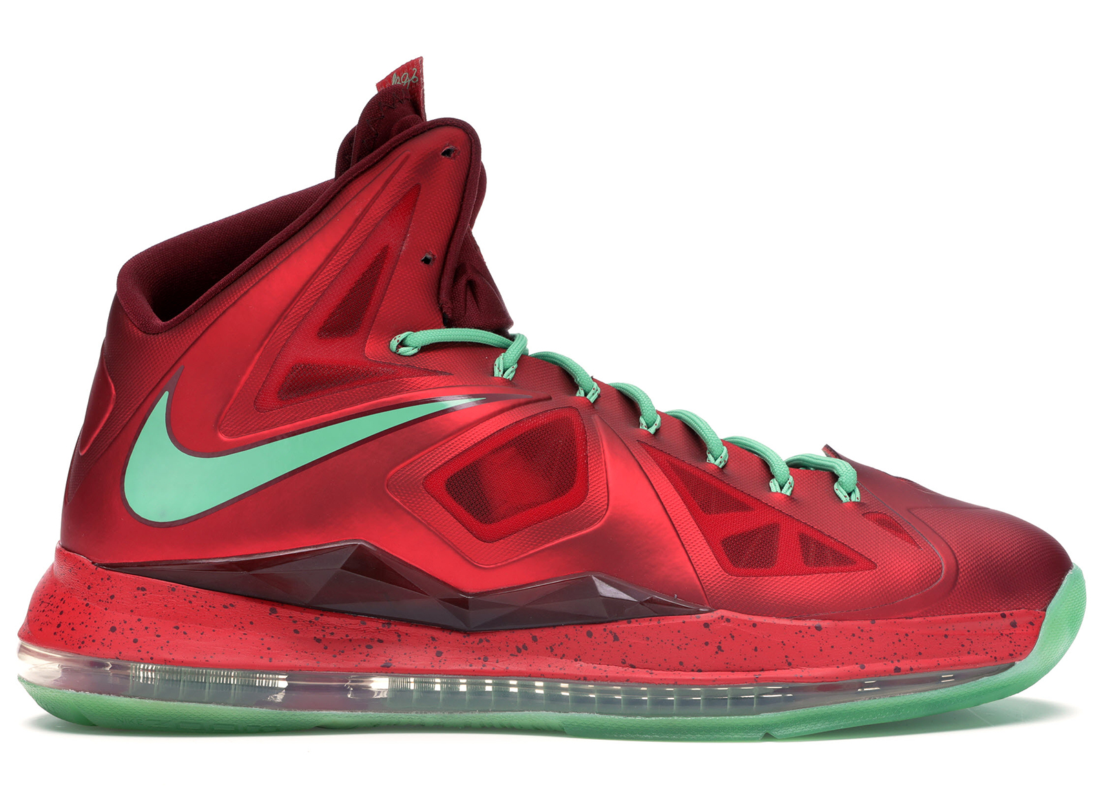 Nike LeBron X Christmas - 541100-600