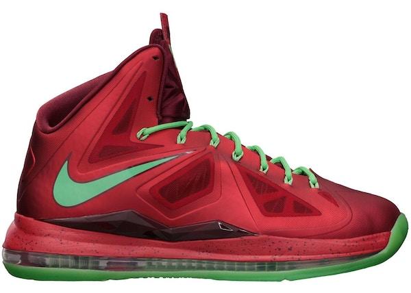 Buy Nike LeBron 10 Shoes & Deadstock Sneakers