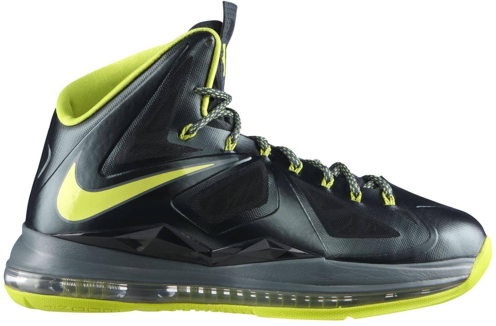 Nike LeBron X Dunkman - 541100-300