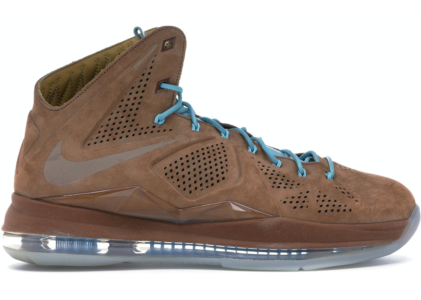 look for 8b250 c403f LeBron X EXT Hazelnut - 607078-200