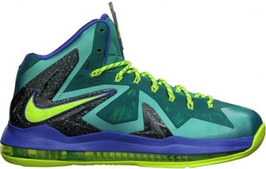 Nike LeBron X Elite Miami Dade - 579827 300