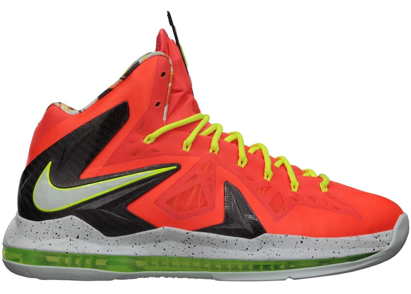quality design 61875 97fca LeBron X Elite Total Crimson - 579827-800
