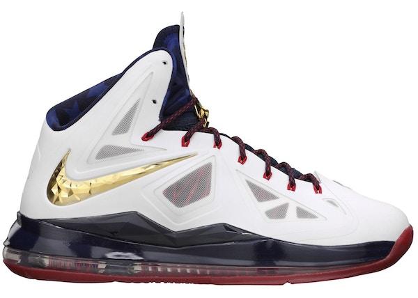 1c1cdfe018134 Nike LeBron 10 Shoes - Price Premium