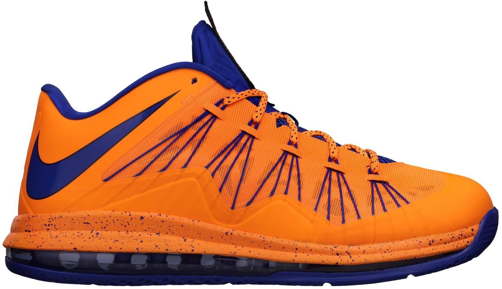 LeBron X Low Knicks HWC