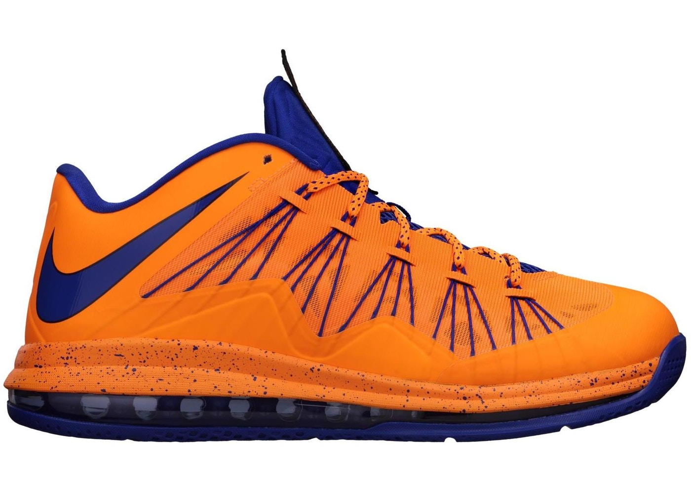 new style 5a51c b8262 LeBron X Low Knicks HWC