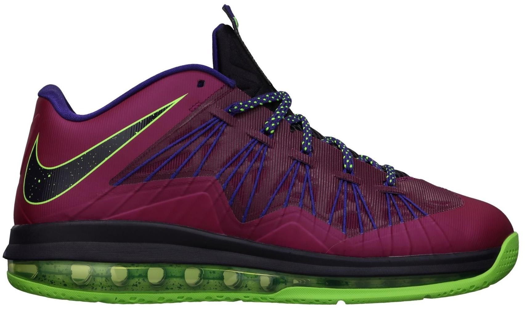 LeBron X Low LeBroncurial