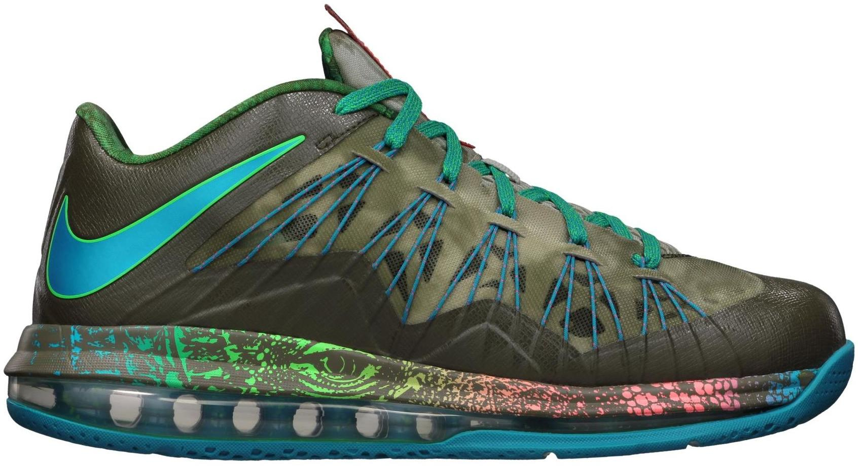 size 40 58415 a8bf4 ... buy lebron x christmas size 13 Air Foamposite Pro ...