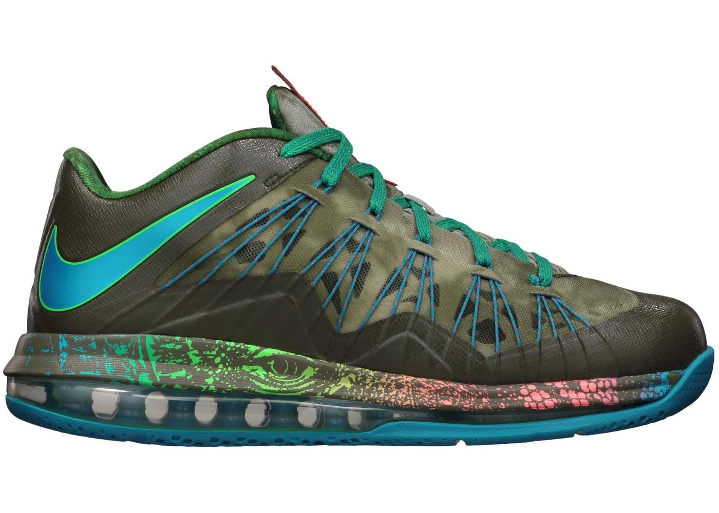 1a279c5992f3 ... LeBron X Low Reptile ...