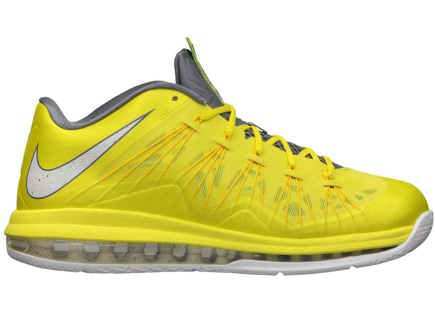 hot sale online fd46a b6383 LeBron X Low Sonic Yellow - 579765-700
