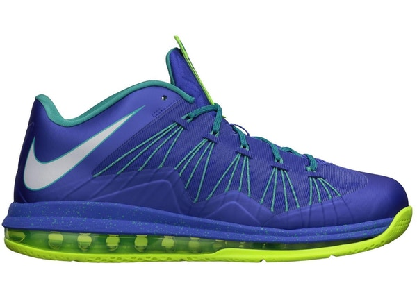 huge selection of 53a02 e9268 LeBron X Low Sprite