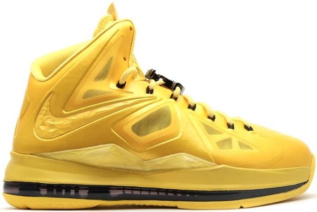 Nike LeBron X Must Be the Honey