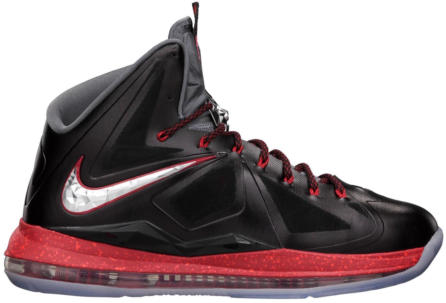 Nike LeBron X+ Pressure - 598360-001