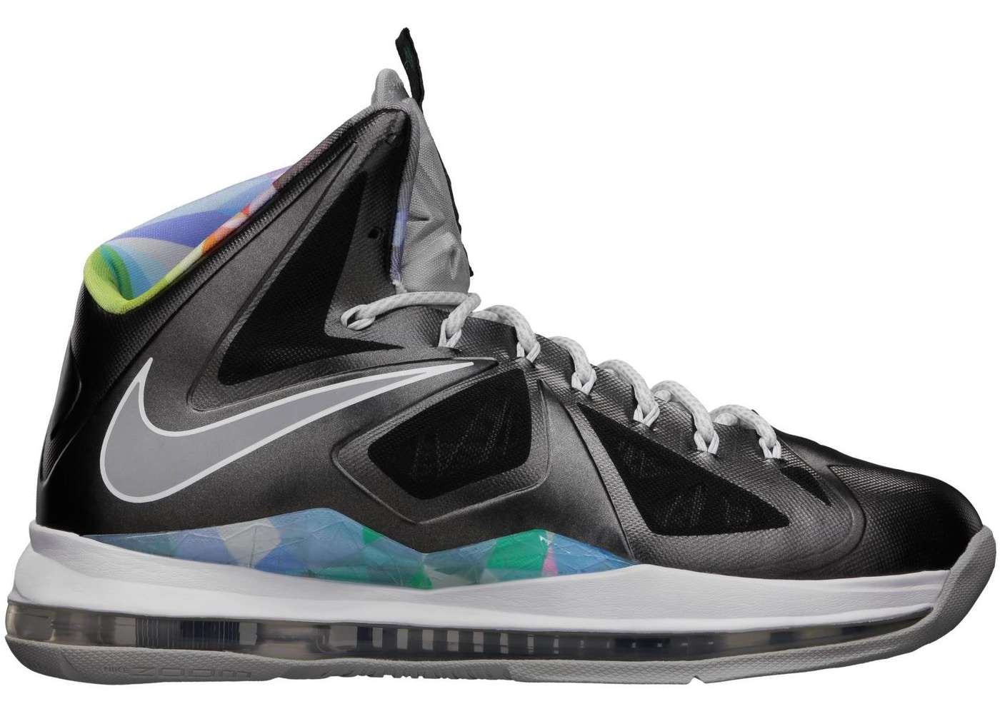 Nike LeBron 10 Shoes - Average Sale Price 7d7aad49d56e