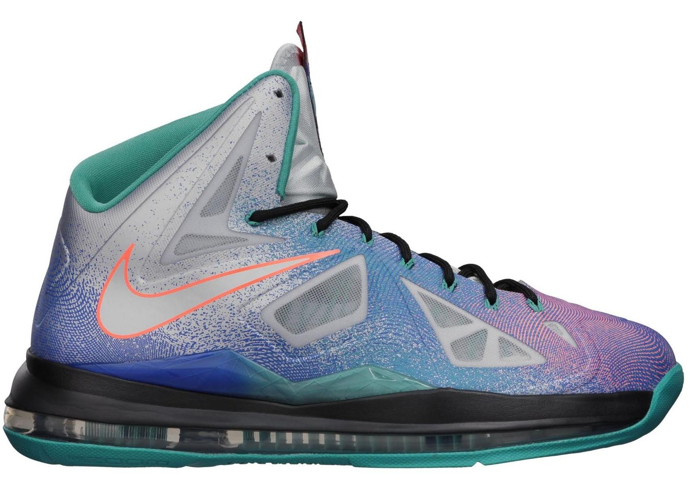 huge selection of 5883f a35fd LeBron X Re-Entry - 541100-008