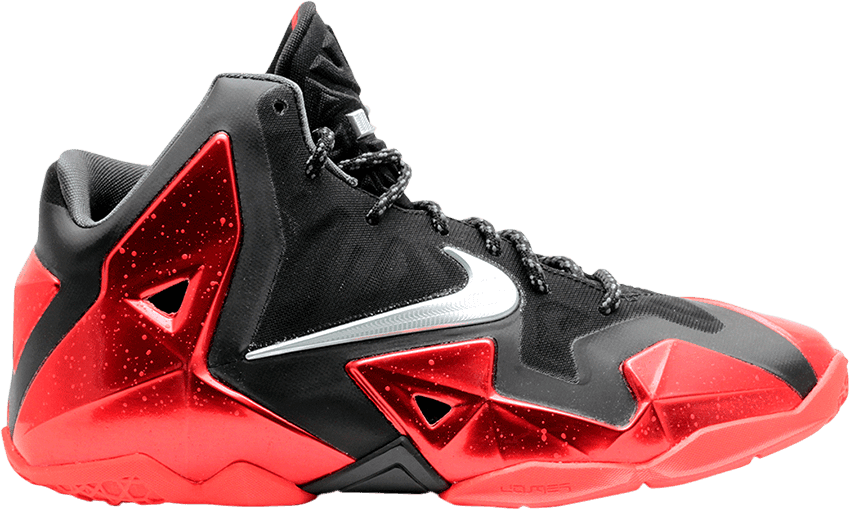 Nike LeBron XI Miami Heat (GS) - 621712-001