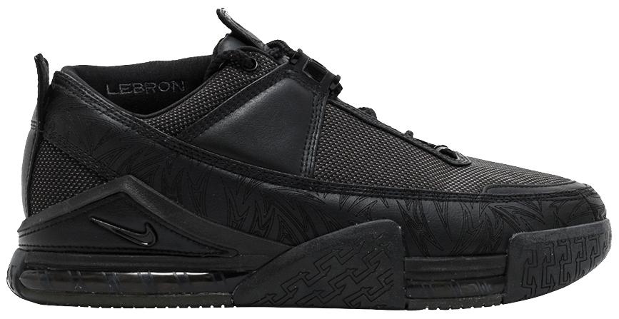 Nike LeBron Zoom 2 Low Black - 310845-001