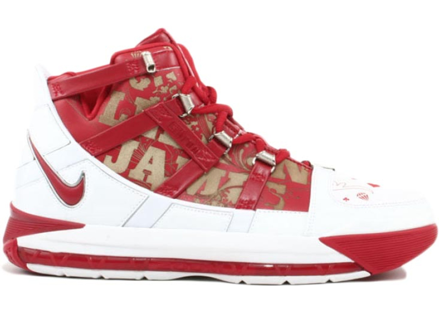 brand new 98724 925de Nike LeBron Zoom 3 All-Star - 312147-163