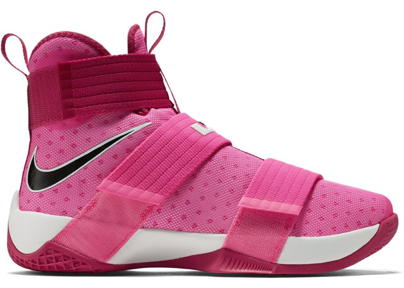 a8f786ad7cb LeBron Zoom Soldier 10 Think Pink - 844375-606