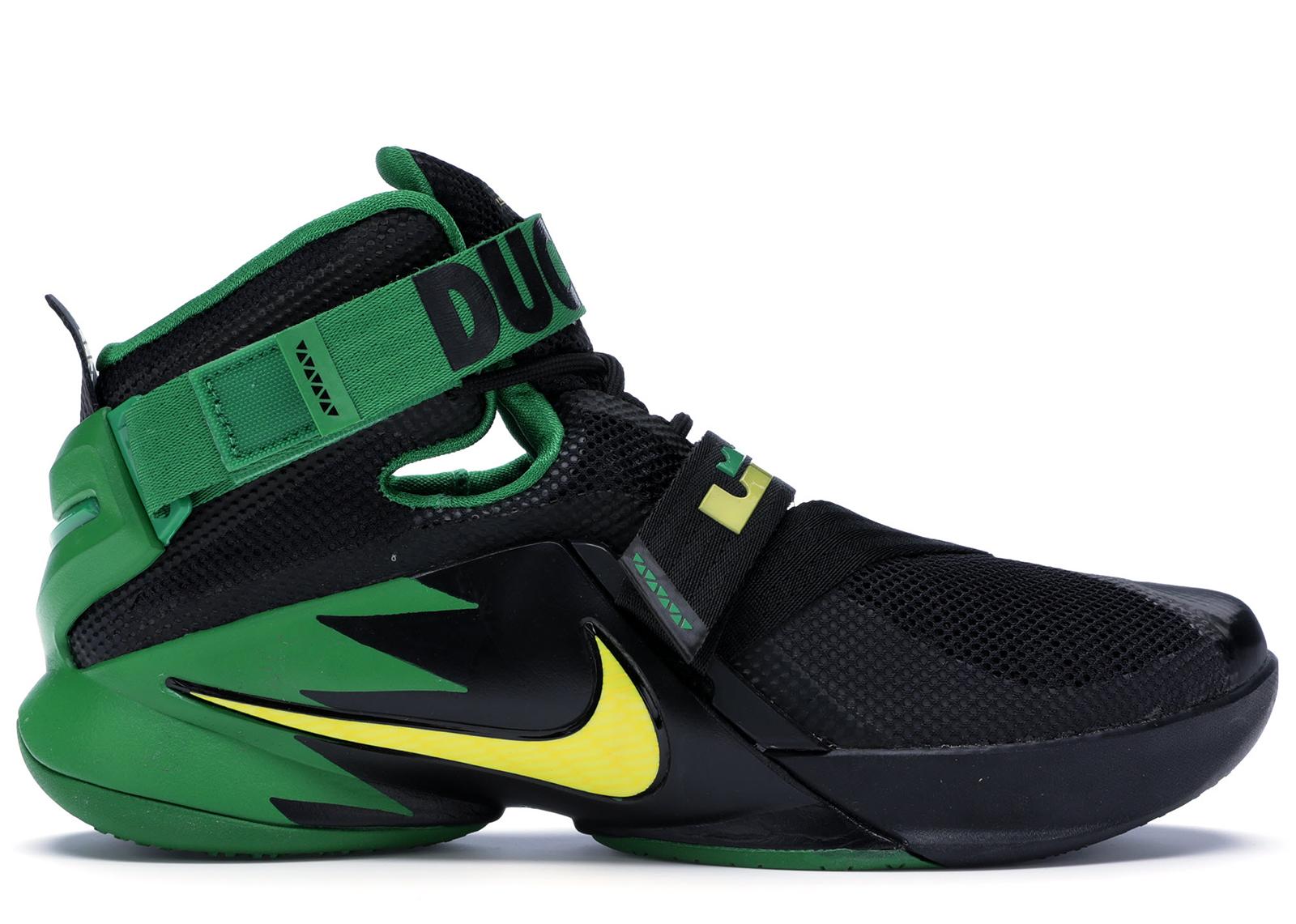 Nike LeBron Zoom Soldier 9 Oregon